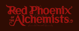 Red Phoenix of the Alchemists Logo